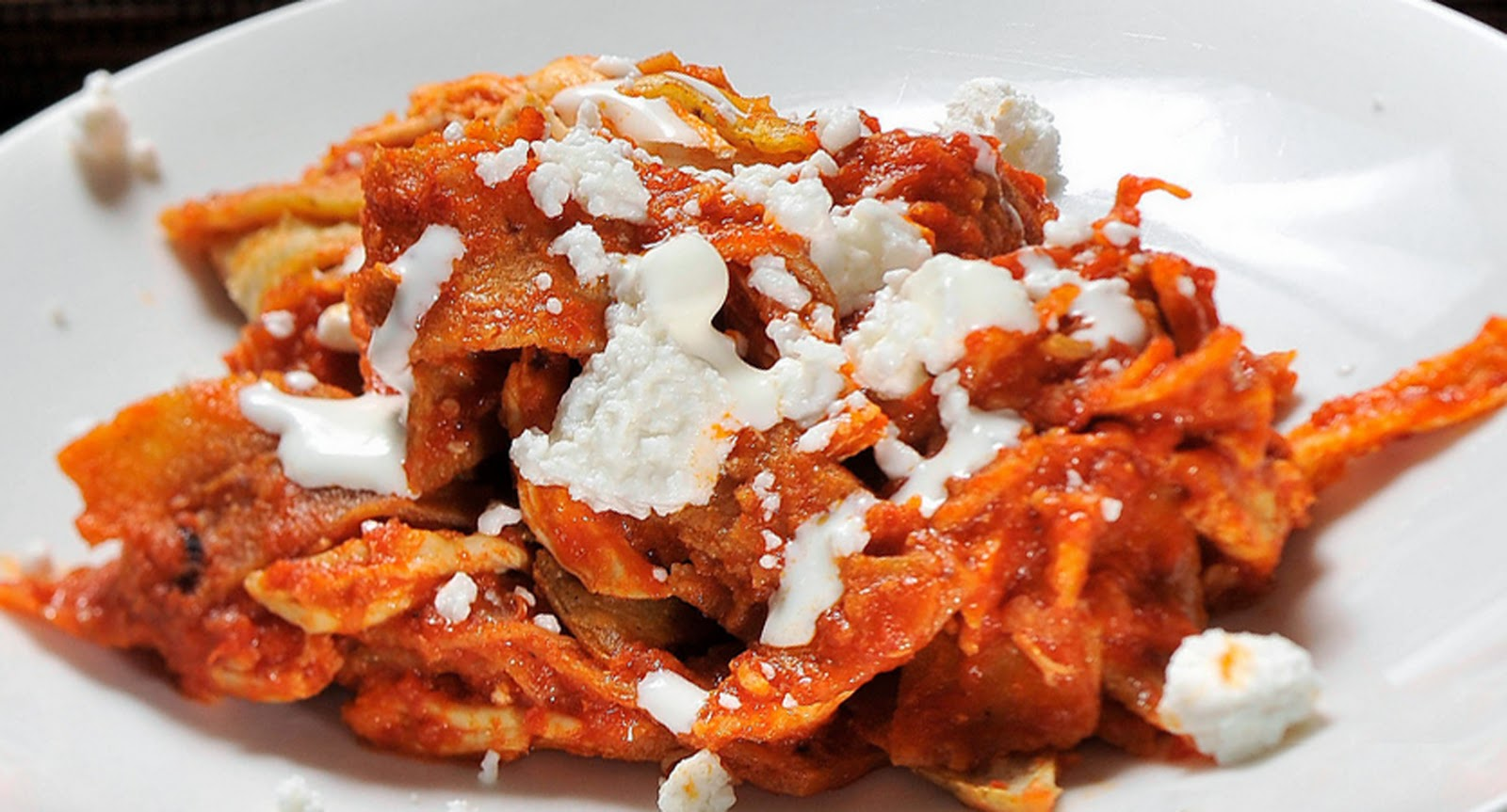 Breakfast Chilaquiles Recipe Food Network