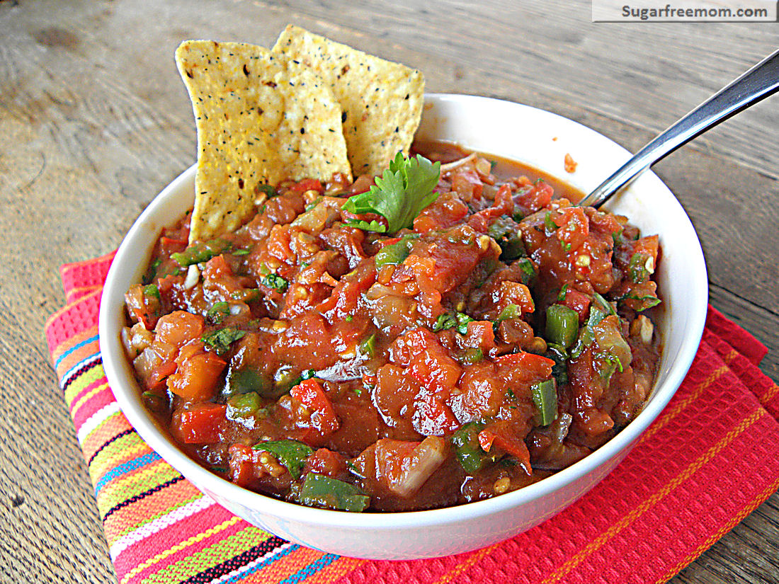 Chunky Salsa Recipe