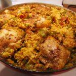 Cuban Arroz Con Pollo Recipe