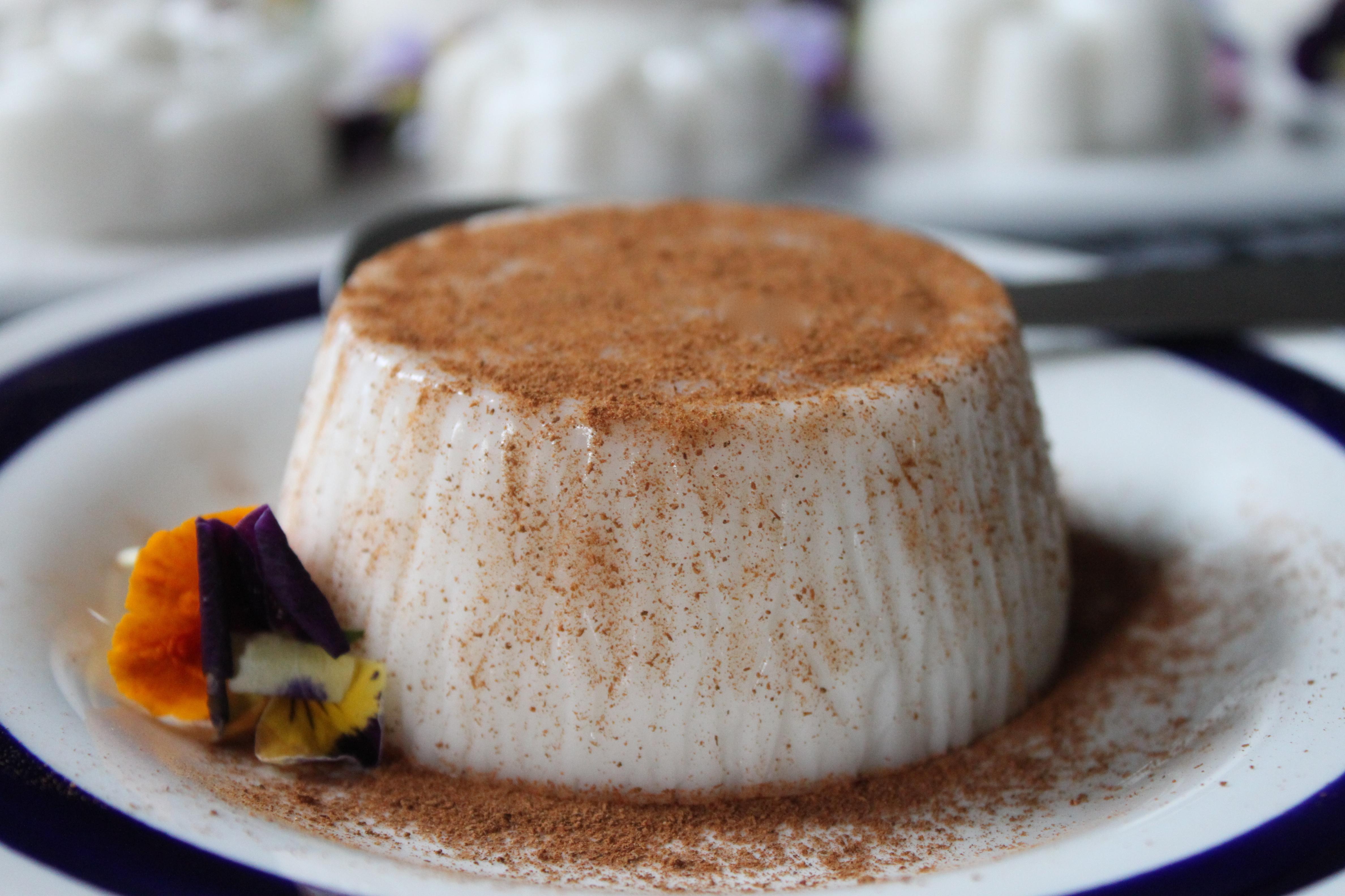 Puerto Rican Tembleque Coconut Pudding Recipe