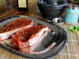 Garlic Marinade Recipe