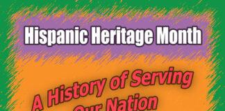 2019 Hispanic Heritage Month