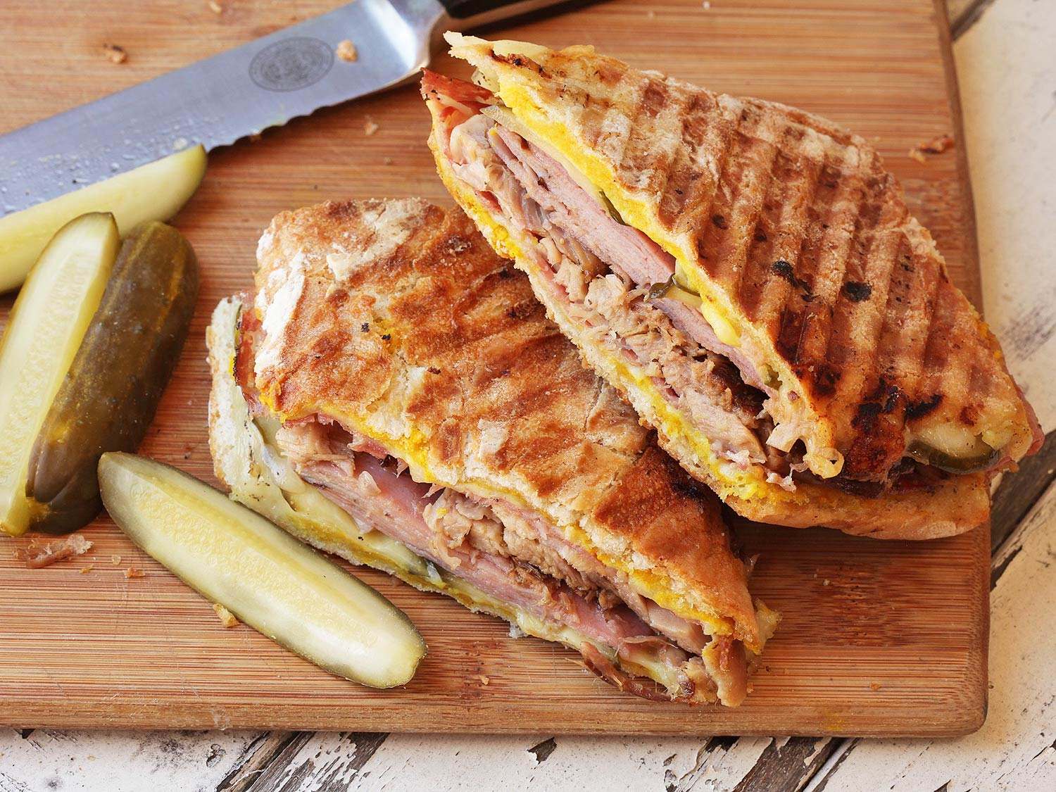 Cuban Sandwich Recipe
