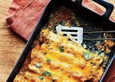 Healthy Enchilada Recipe