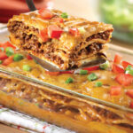Mexican Lasagna Recipe For The Weekend