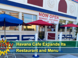 Havana Cafe Expands Its Restaurant and Menu