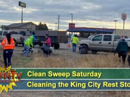 Clean Sweep Saturday