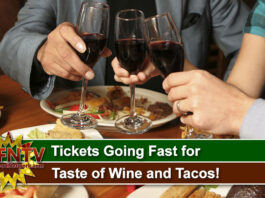 Tickets Going Fast for Taste of Wine and Tacos!