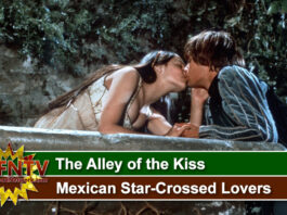 The Alley of the Kiss ~ A Mexican Story of Star-Crossed Lovers